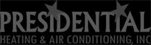 PRESIDENTIAL HEATING & AIR CONDITIONING, INC.