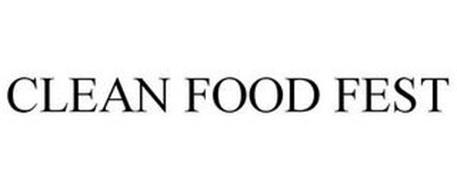 CLEAN FOOD FEST