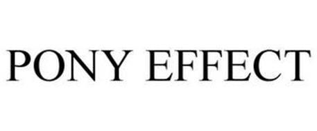PONY EFFECT