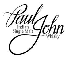 PAUL JOHN INDIAN SINGLE MALT WHISKY