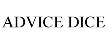 ADVICE DICE