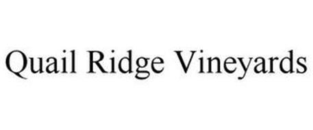 QUAIL RIDGE VINEYARDS