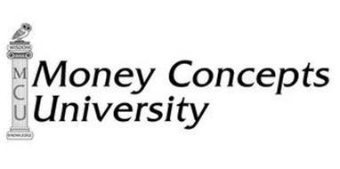 MONEY CONCEPTS UNIVERSITY MCU WISDOM KNOWLEDGE