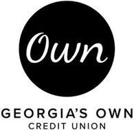 OWN GEORGIA'S OWN CREDIT UNION