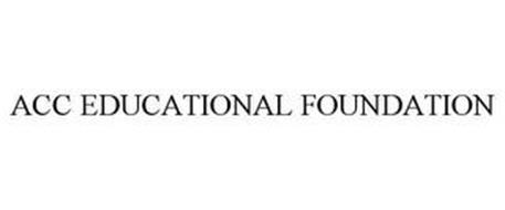 ACC EDUCATIONAL FOUNDATION
