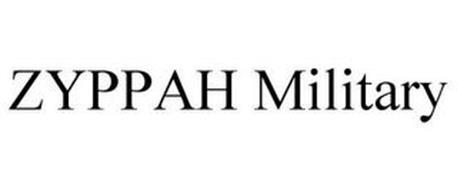 ZYPPAH MILITARY