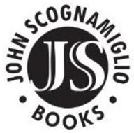 JS JOHN SCOGNAMIGLIO BOOKS