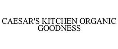 CAESAR'S KITCHEN ORGANIC GOODNESS