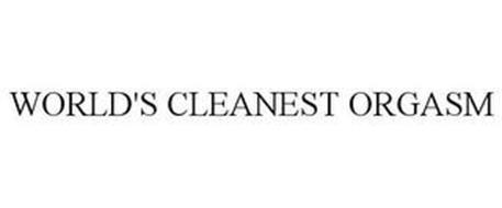WORLD'S CLEANEST ORGASM