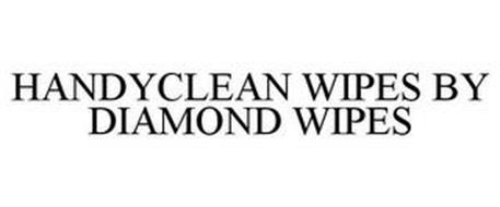 HANDYCLEAN WIPES BY DIAMOND WIPES