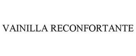 VAINILLA RECONFORTANTE