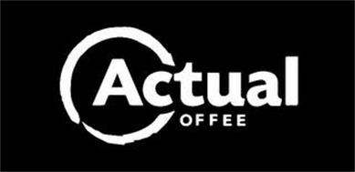ACTUAL COFFEE
