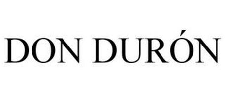 DON DURÓN