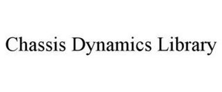 CHASSIS DYNAMICS LIBRARY
