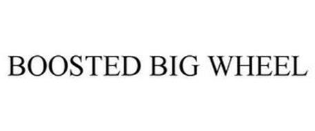 BOOSTED BIG WHEEL