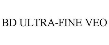 BD ULTRA-FINE VEO