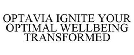 OPTAVIA IGNITE YOUR OPTIMAL WELLBEING TRANSFORMED