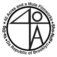 40A YA-DIG 40 ACRES AND A MULE FILMWORKS SHO-NUFF DA REPUBLIC OF BROOKLYN