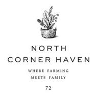 NORTH CORNER HAVEN WHERE FARMING MEETS FAMILY 72