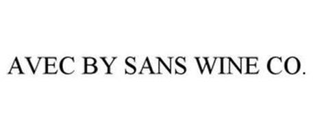 AVEC BY SANS WINE CO.