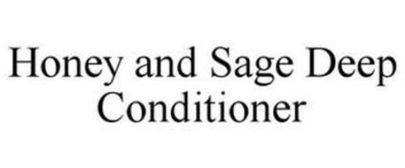 HONEY AND SAGE DEEP CONDITIONER