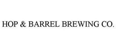 HOP & BARREL BREWING CO.