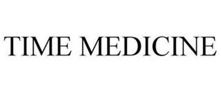 TIME MEDICINE