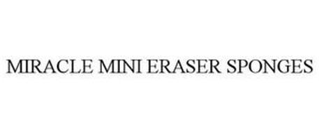MIRACLE MINI ERASER SPONGES