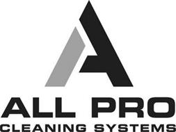 A ALL PRO CLEANING SYSTEMS