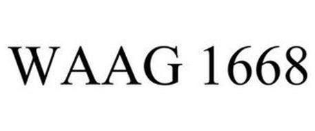 WAAG 1668