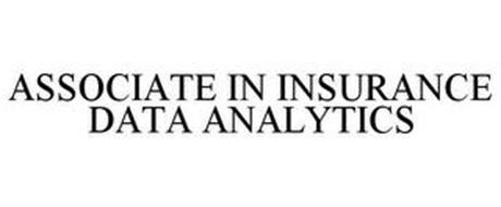 ASSOCIATE IN INSURANCE DATA ANALYTICS