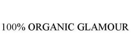 100% ORGANIC GLAMOUR