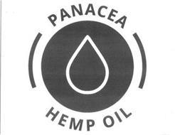 PANACEA HEMP OIL