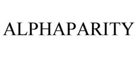 ALPHAPARITY