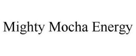 MIGHTY MOCHA ENERGY