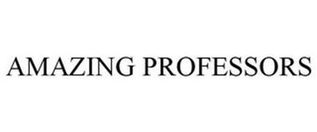 AMAZING PROFESSORS