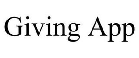 GIVING APP