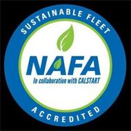 NAFA IN COLLABORATION WITH CALSTART SUSTAINABLE FLEET ACCREDITED