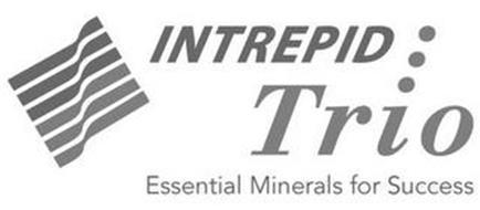 INTREPID TRIO ESSENTIAL MINERALS FOR SUCCESS