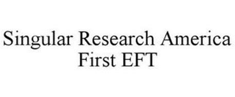 SINGULAR RESEARCH AMERICA FIRST EFT