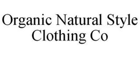 ORGANIC NATURAL STYLE CLOTHING CO