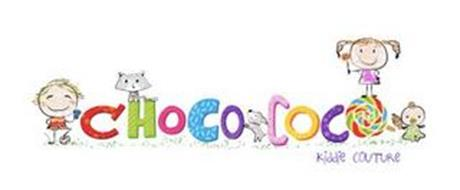 CHOCO COCO  KIDDIE COUTURE