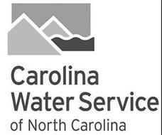 CAROLINA WATER SERVICE OF NORTH CAROLINA