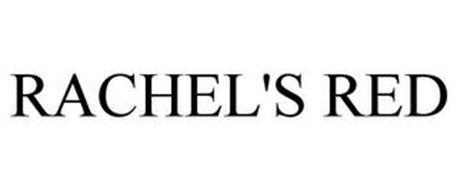 RACHEL'S RED