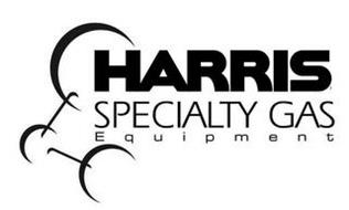 HARRIS SPECIALTY GAS EQUIPMENT