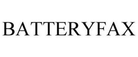 BATTERYFAX