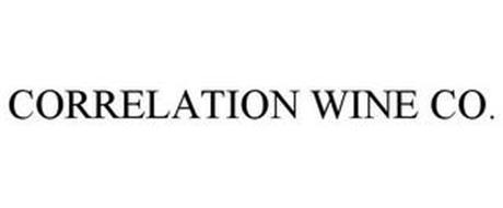 CORRELATION WINE CO.