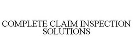 COMPLETE CLAIM INSPECTION SOLUTIONS