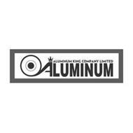 OALUMINUM ALUMINUM KING COMPANY LIMITED