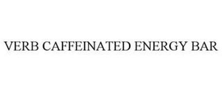 VERB CAFFEINATED ENERGY BAR